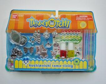 Bandai Tamagotchi Gotchi Gear Kuchipatchi Tamativity Jewelry Charm DIY  Activity Craft Kit New In Package Anime Collectible Gifts Destash