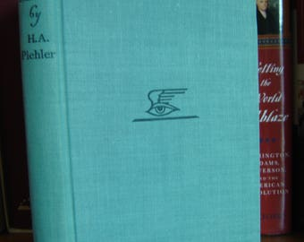 WALES For EVERYMAN by H. A. Piehler. Revised Edition 1939