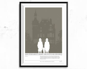 Miss Peregrine's Home for Peculiar Children - The Twins