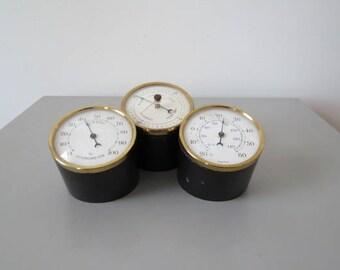 fizy german thermometer, hygrometer, barometer