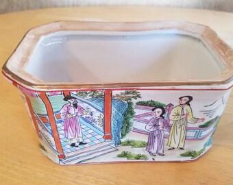 Chinese Ceramic Planter