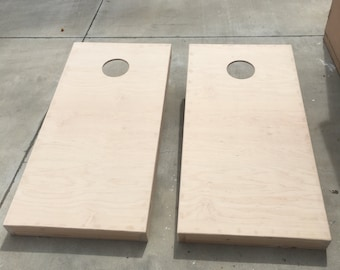 Cornhole Game Set (2 boards, no bags)