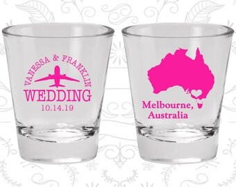 Australia Shot Glass, Australia Shot Glasses, Australia Glass, Australia Glasses, Australia Glassware (154)