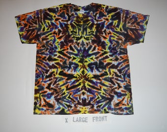 Scrunch Tie Dye Cosmic Shirt