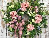 Hydrangea Wreaths, Summer...