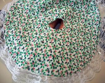 miniature christmas tree skirt mini tree skirt christmas tree skirt 10 inches - Mini Christmas Tree Skirt