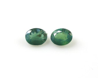 Natural Oval Alexandrite 5x4mm Approximately 0.84 Carat,Highly regarded color changing variety of Chrysoberyl,Phenomenal Gemstone(15715)