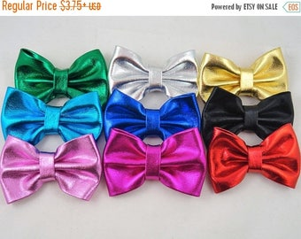 On Sale 20%off 3/5/10 Grab bag Leather-knot bow-hair accessories-headband-hair bow supplies