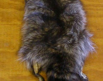 Large Wyoming Raccoon Pelt