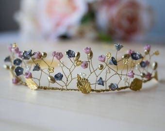 Hair Accessories - JULIETTE Tiara