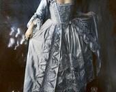 Custom Marie Antoinette Gown