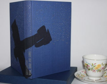 Wind, sand and stars by Antoine de Saint-Exupery, Folio Society 1990