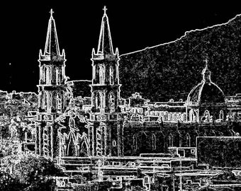 Mazatlan Church