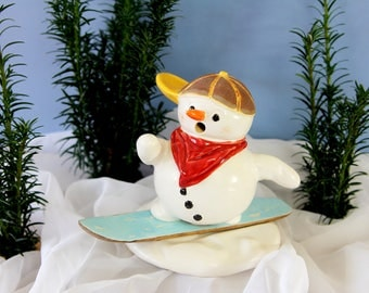 "Snowman, figure ""Willi the all-rounder"""
