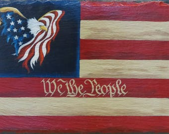 We The People Slate .... Our favorite Patriotic Slate