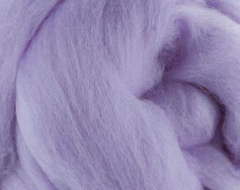 Merino Wool Roving / Combed Top / in DHG Lavender