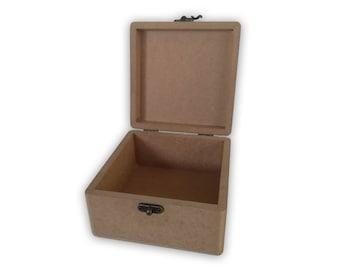 MDF jewelry box *decoupage*