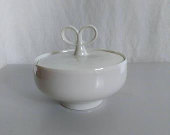 Ben Seibel Iroquois Inheritance Sugar Bowl