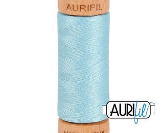 Aurifil 80wt -  Light Turquoise 2805
