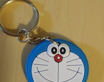 Retrocon Sale - PVC Keychain - Doraemon