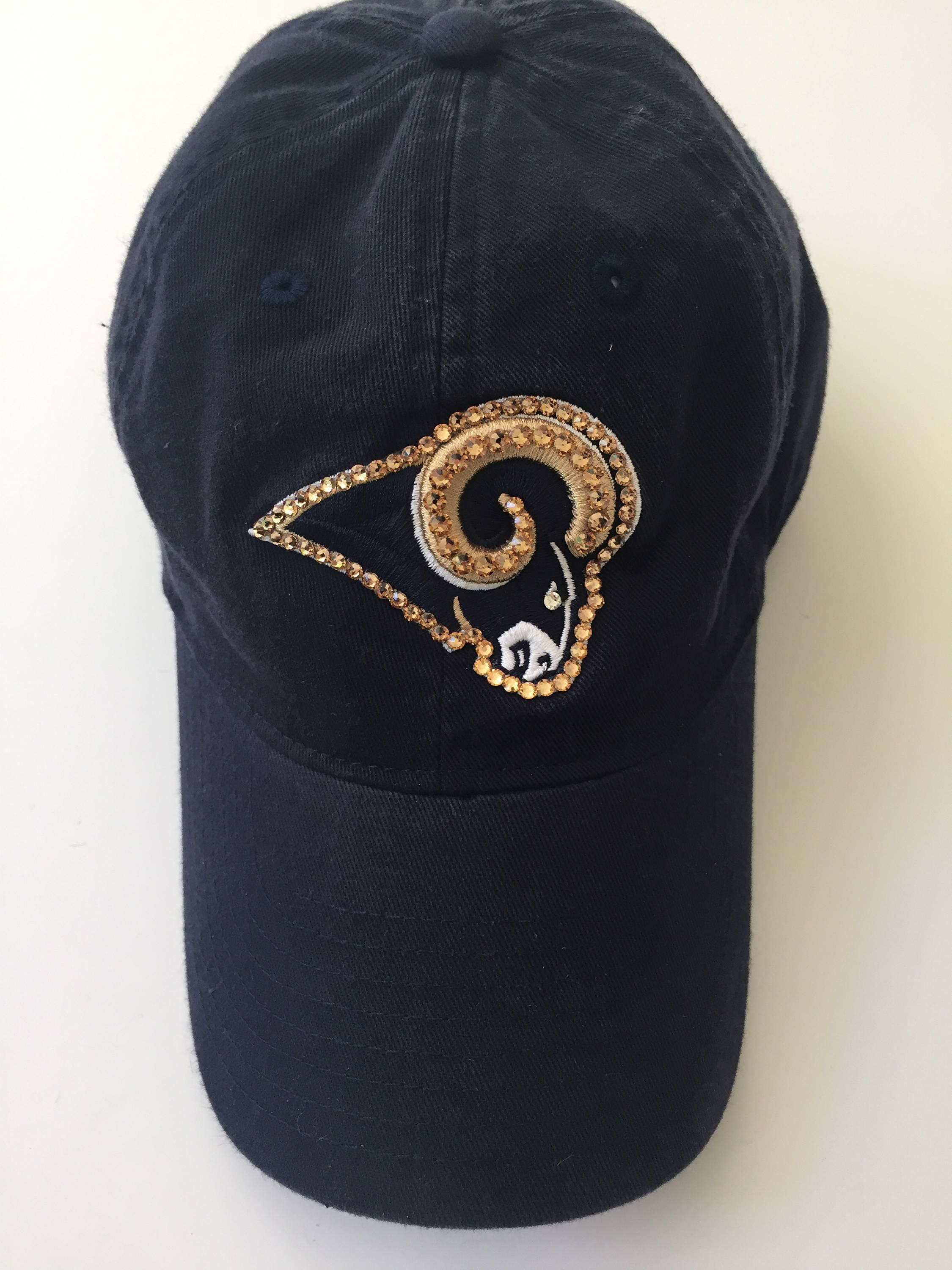 Los Angeles Rams Swarovski Crystal Hat 572f7aae33d5