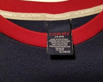 VTG Tommy Jeans Activewear Size XL