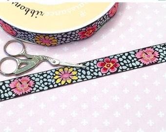 Summer Sale Renaissance ribbons Ribbon black Guinea