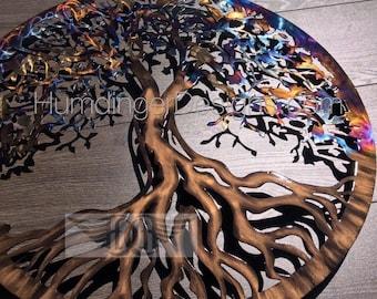 Large Metal Wall Art