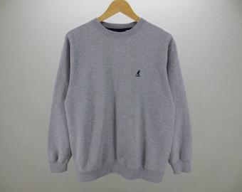 Kangol Sweatshirt Vintage Kangol Pullover Men's Size L