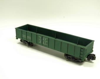 Vintage American Flyer 931 Texas and Pacific Gondola Car Rolling Stock S-Scale