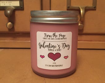 Galentine's Day Soy Candle - 8 oz