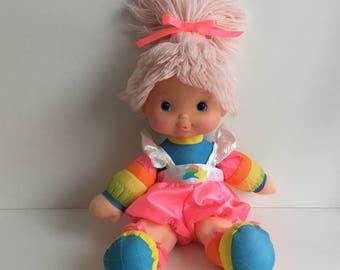 Vintage Rainbow Brite BABY BRITE Doll