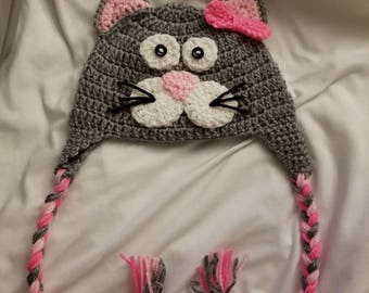Adorable cat hat