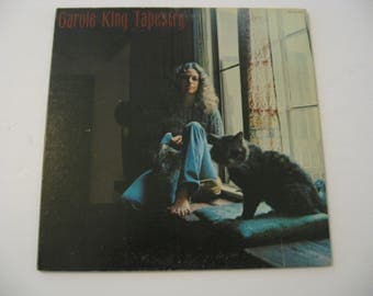 Carole King - Tapestry - Circa 1971