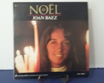 Joan Baez - Noel - Circa 1966