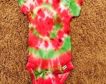 Tie Dye Onsie 9 months