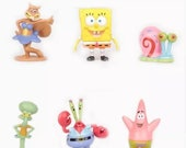 24 Soap Pack Exclusively for Yvonne- Save the Sponge Bob character Soaps