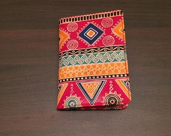 SUMMER  CLEARANCE SALE Vintage Tribal/Ethnic Wallet/Passport case