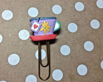 Paper Clip Embellishment, Planner Clips