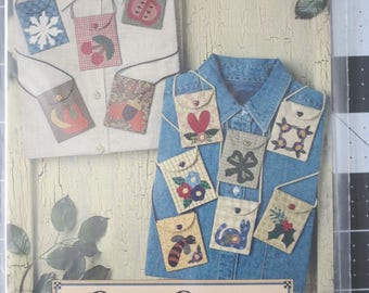 Vanilla House Penny Purses Pattern