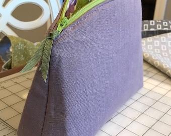 Bellevue Pouch - Zippered Pouch