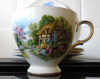 Royal Vale Country Cottage Cup ONLY