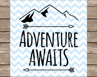 Camping svg, Camping, Adventure Awaits, Adventure Awaits svg, Adventure, Camp, Camper, Summer, Summer svg, Mountains svg, svg, svg files