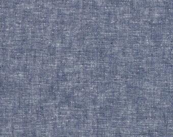 Essex Yarn Dyed in Denim - Robert Kaufman (E064-1452)