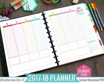Academic planner | Etsy
