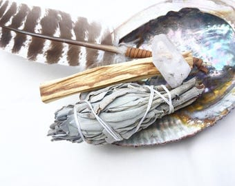 Home Blessings - Cleansing Smudge Bundle