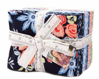 Bloomsbury Fat Quarter Bundle by Franny and Jane for Moda Fabrics. 47510AB