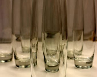 ON SALE Clear Glass Bud Vase Upgrade for Your Organizer