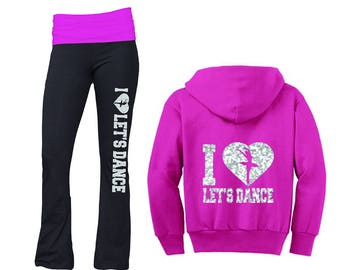 Let's Dance Practice Wear Set
