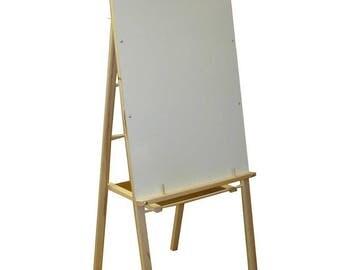 Teachers Art Easel, Kids Easel, Childrens Easel, Wooden Easel, Marker Board Easel